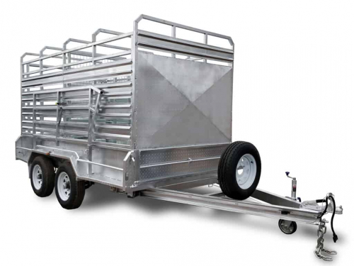 3500kg New Cattle Trailer