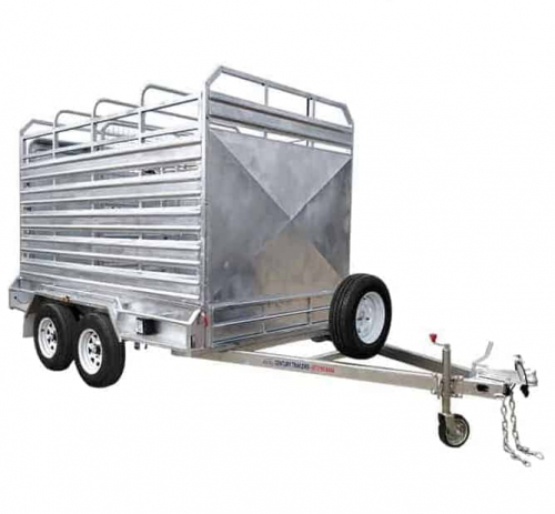 10 x 6 Cattle Trailer, 12 x 6 Cattle Trailer