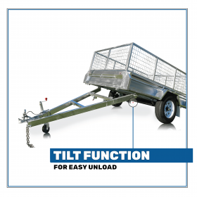 Premium Heavy Duty Trailer