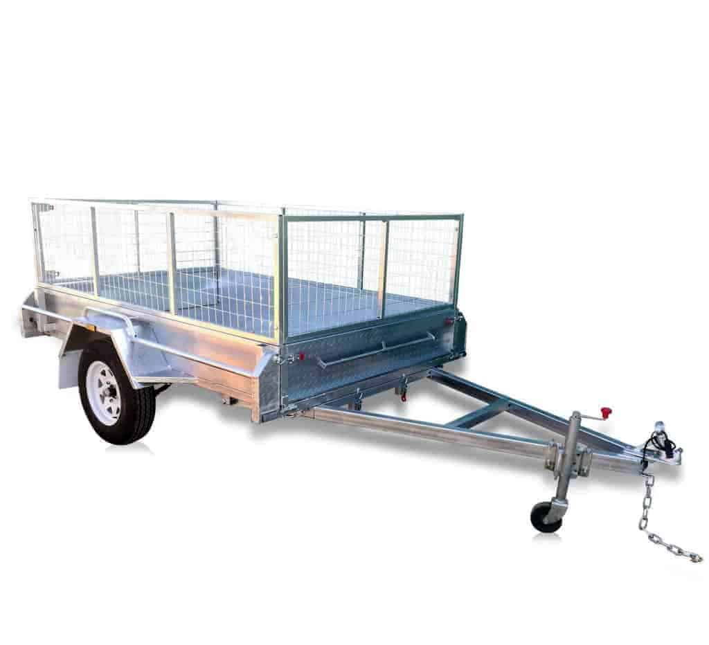 Standard Box cage Trailers