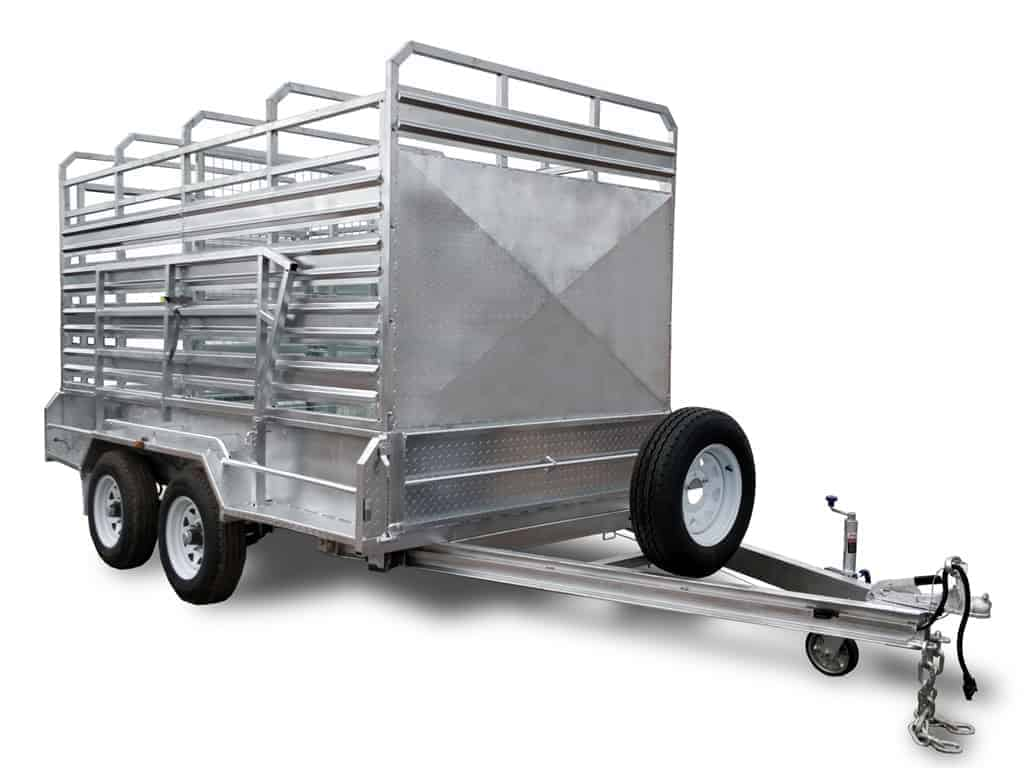 New Cattle Trailer