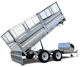 Century Trailers Hydraullic Trailers 3way