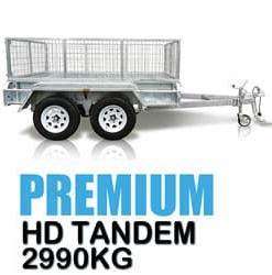 Premium HD Tandem 2990KG